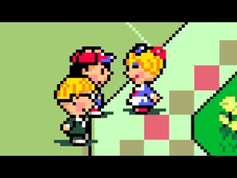 Mother 2 (Earthbound) - Part 32 - Heliporter
