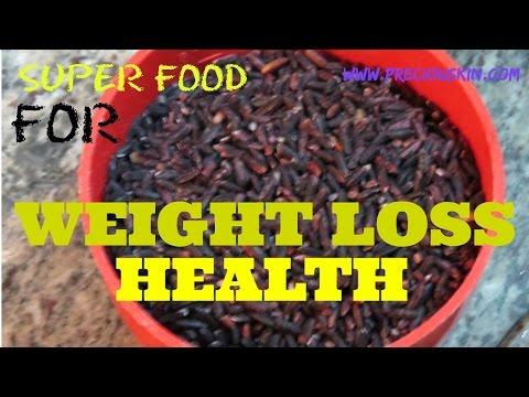 Super Food for Weight Loss / Health | Gluten Free | Black /Forbidden Rice ,Vegan | Priyanka George |