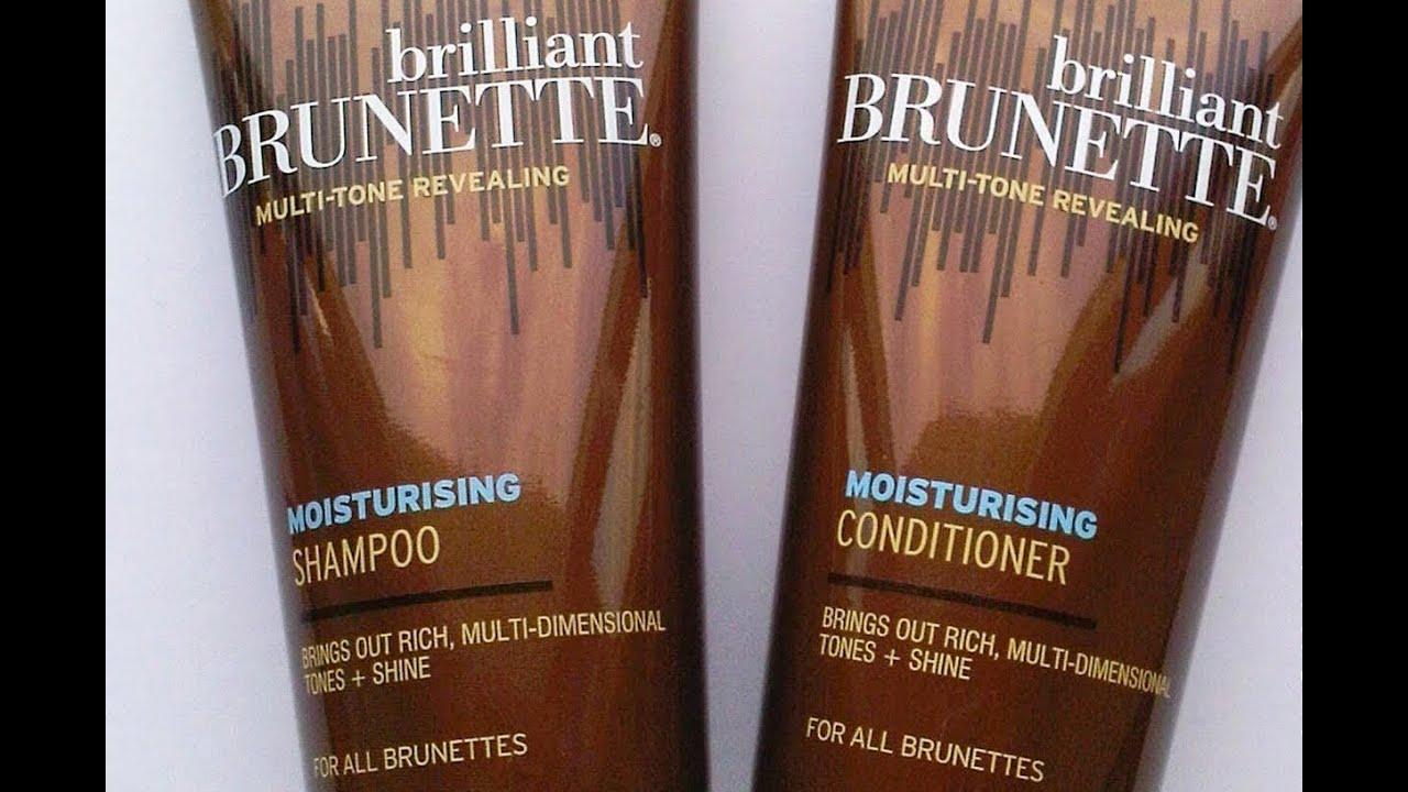Drugstore Hair Review John Frieda Brilliant Brunette