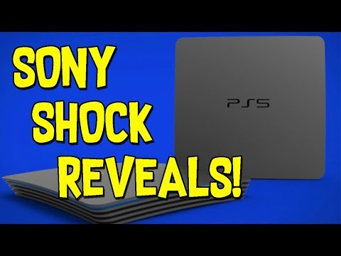 PS5 Release Date! Shock News As PS4 And Xbox Gamers Prepare For Crunch 2019!
