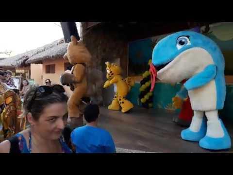 Hot Park Rio Quente GO Em 25 07 2019 Turminha Da Zoeira 3