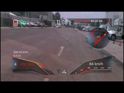 RideOn Helmet Italika Electric bike test MUSIC
