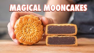 Traditional Chinese Mooncakes (With 2 Fillings)