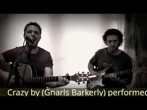 Crazy by (Gnarls Barkerly) Performed by Brewster Hamilton & Mak Sisk.