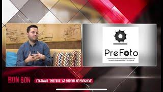 """FESTIVALI """"PREFOTO"""" SË SHPEJTI NË PRESHEVË 21.09.2018"""