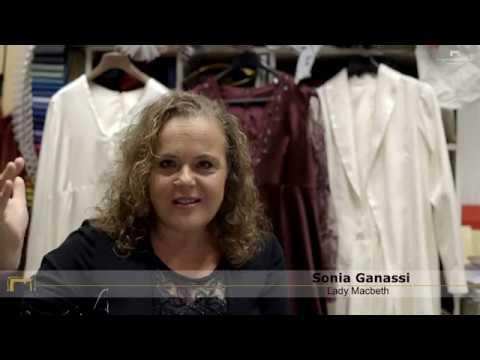 Macbeth Di Giuseppe Verdi, Sonia Ganassi