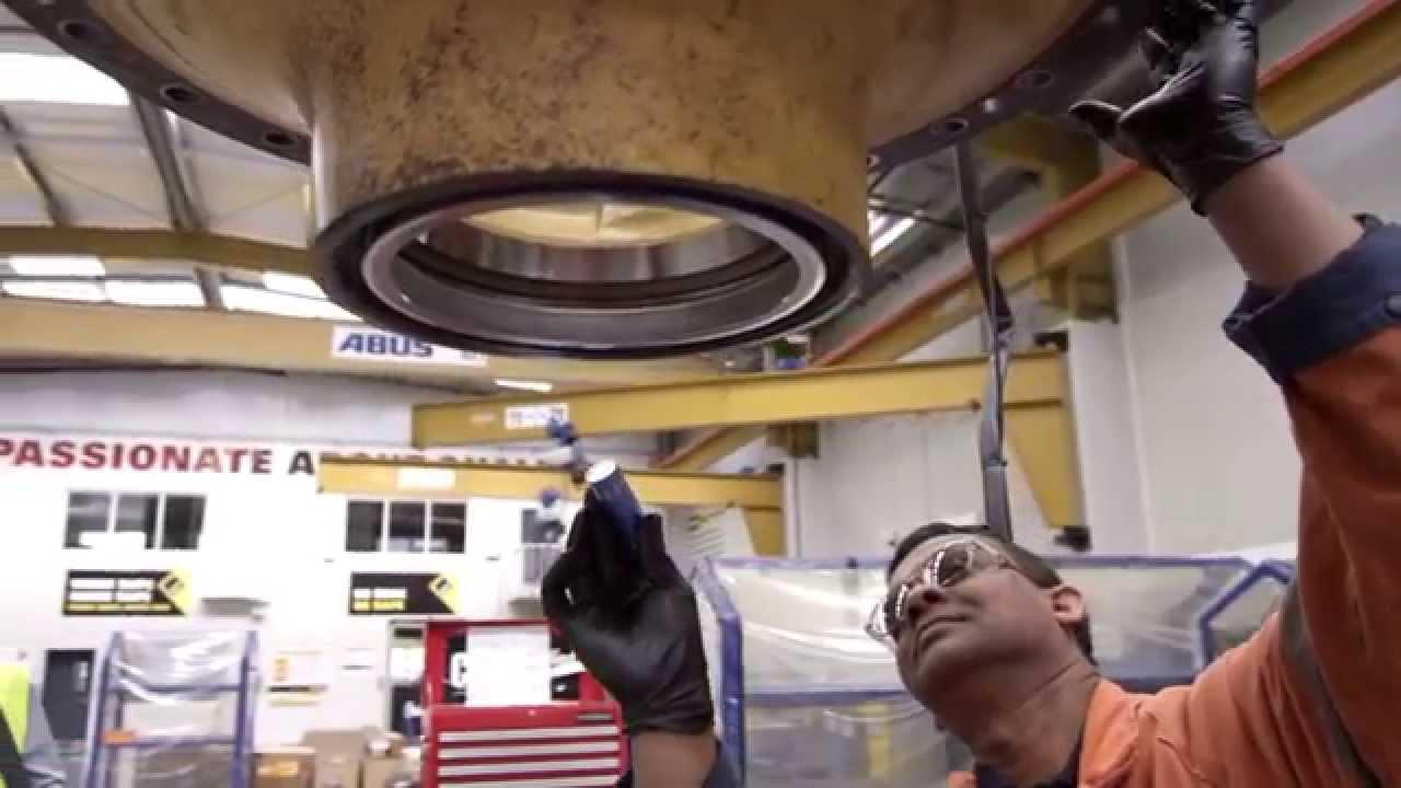 CAT D8R DOZER: FULL MACHINE REBUILD