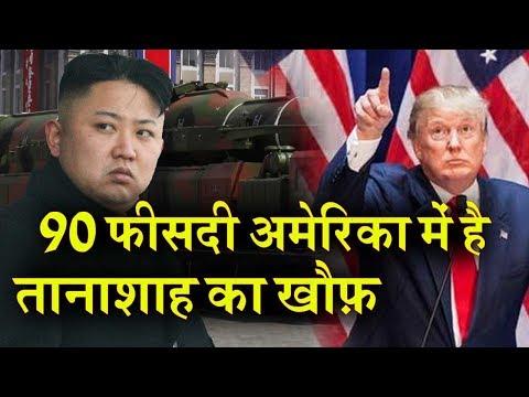 America के 90% लोगों में Kim Jong की दहशत, नॉर्थ कोरिया के EMP ने बढ़ाई चिंता