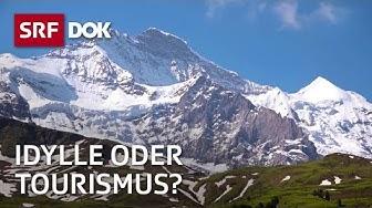 Das Jungfraujoch – Top of Europe | Spannungsfeld zwischen Tourismus und Idylle | Doku | SRF DOK