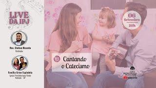 [LIVE] Cantando o catecismo | Família Grion Espíndola (IP Vinde)