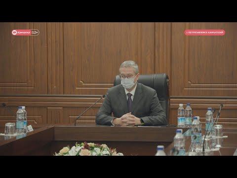 Новый губернатор Камчатки
