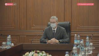 Новый губернатор Камчатки приступил к работе
