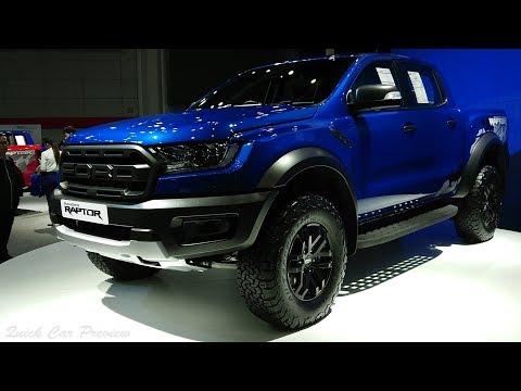 Quick Preview :  Ford Ranger Raptor . Bi-Turbo X / Lightning Blue