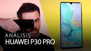 LA MEJOR CÁMARA de celular DEL MUNDO: Huawei P30 PRO [Análisis/Review]
