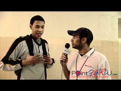 PointguardU.com Brandon Ashley Interview and Highlights HD