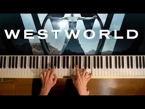 WestWorld (Piano cover) - Main Theme (+ sheets)