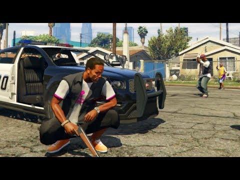 GTA 5 FiveM RP - The BEST Server YET!! Online Heists/Gang Shootouts