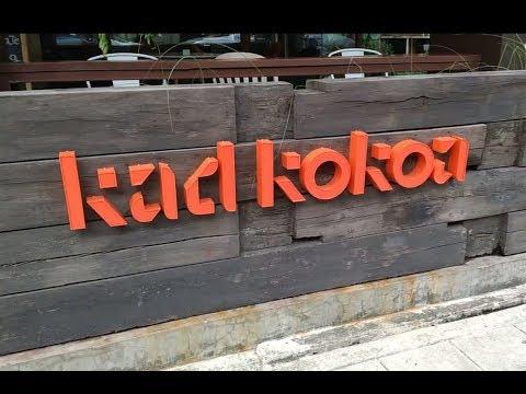 Kad Kokoa Chocolate Bar quick tour of the best cocoa cafe in Bangkok