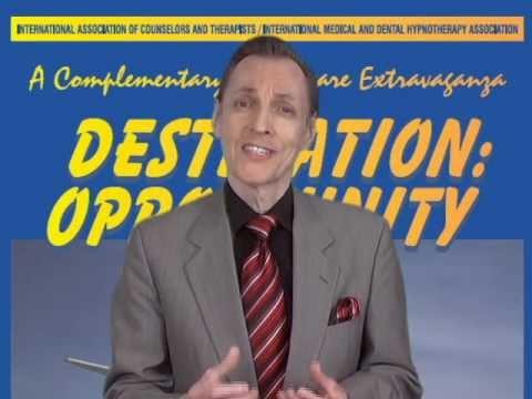 Hypnosis Conference IACT IMDHA HypnoExpo 2011 - YouTube