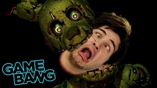SCARING EACH OTHER IN FIVE NIGHTS AT FREDDY'S 3 (Game Bang)