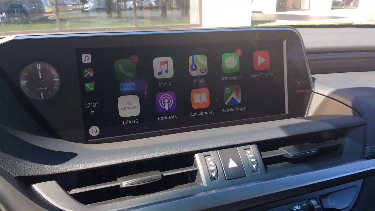 Apple CarPlay: Now Available In Select Lexus Vehicles