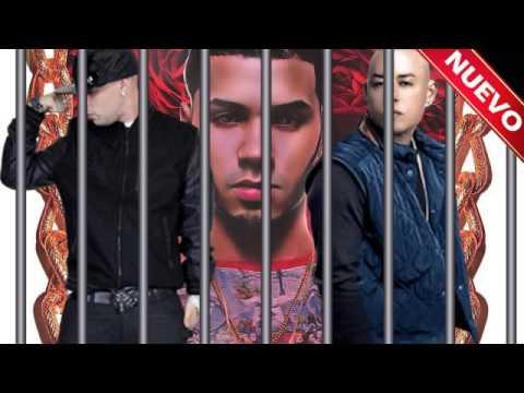 Me Contagie Remix - Cosculluela, Anuel AA, Kendo Kaponi 2016
