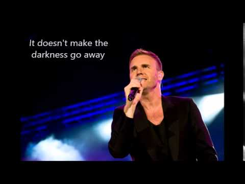 Gary Barlow- When Your Feet Don't Touch The Ground (Lyrics)