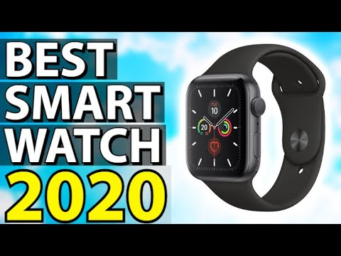 ✅ TOP 10: Best Smartwatch 2020