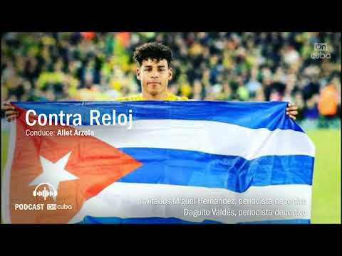 Contra Reloj: ¿Llegan los legionarios al fútbol cubano?