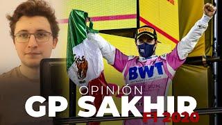 GP Sakhir 2020 - Sergio Pérez y la carrera de su vida | El vlog de Efeuno