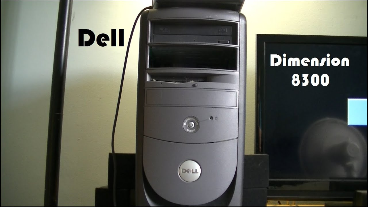 DELL DIMENSION 8300 DRIVERS WINDOWS 7