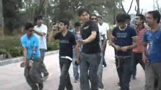 Boys of hazara university Haripur