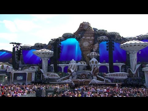 Salvatore Ganacci | Tomorrowland Belgium 2018