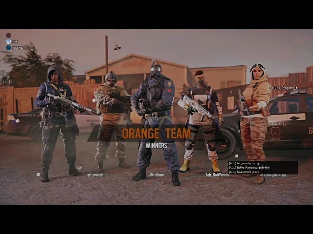 Tom Clancy's Rainbow Six Siege sledged though a wall