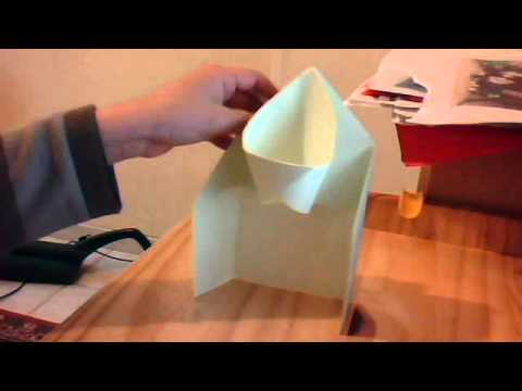 origami mini panier de basket bonus le singe et l 39 arbre youtube. Black Bedroom Furniture Sets. Home Design Ideas