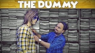 THE DUMMY | Horror Comedy | THE IDIOTZ