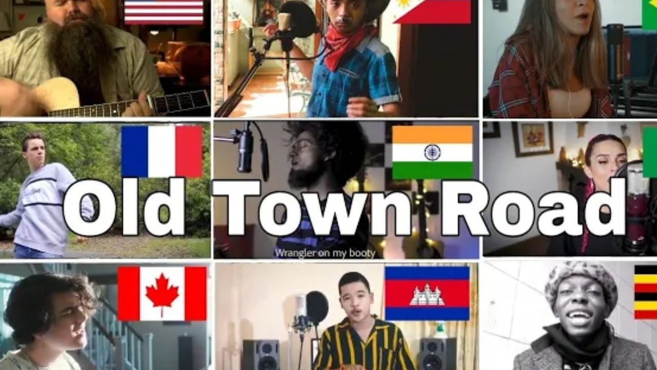 Download Who Sang It Better: Nil Nas X-Old Town Road (US,Canada,Brasil,Cambodia)