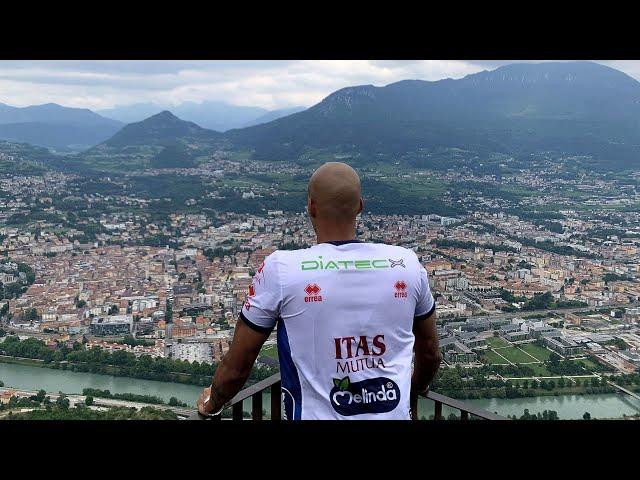 Un motivo in più per festeggiare il 26 giugno a Trento: ecco Nimir Abdel-Aziz