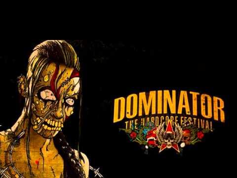 Penta aka X-Razor - Dominator 2012 Tribute - Industrial Stage