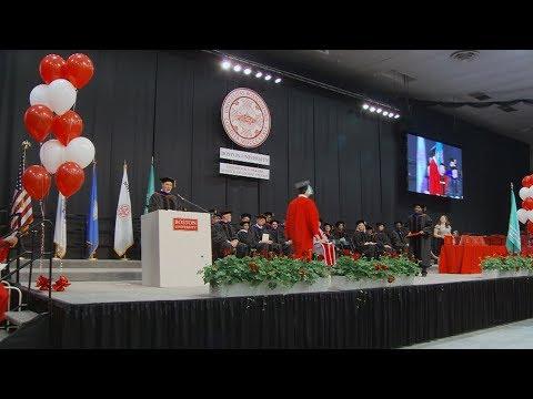 Boston University Frederick S. Pardee School of Global Studies Convocation 2018 Highlights