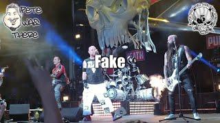 Five Finger Death Punch - Fake (Austin360 Amphitheater, Del Valle, TX 08/01/2018) HD