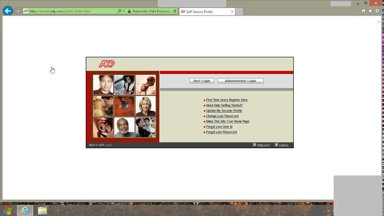 ADP Login – My ADP Portal Access « 00 Pal