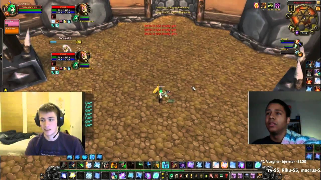 Sodapoppin Naked Wow Arena Vs Girl - Youtube-3167