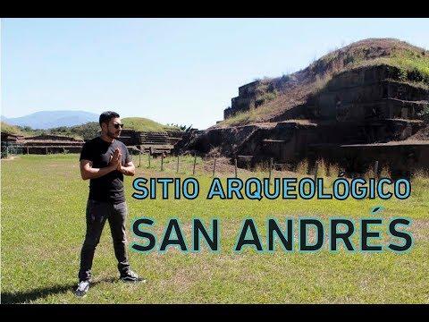 Conociendo Las Ruinas de San Andrés | El Salvador