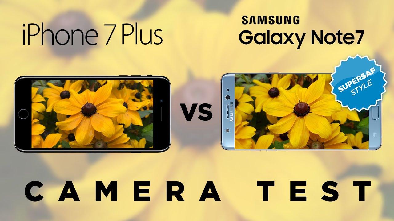 kamera iphone 7 vs iphone 7 plus
