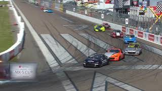 Race 2 - 2021 Mazda MX-5 Cup At St. Petersburg Street Course