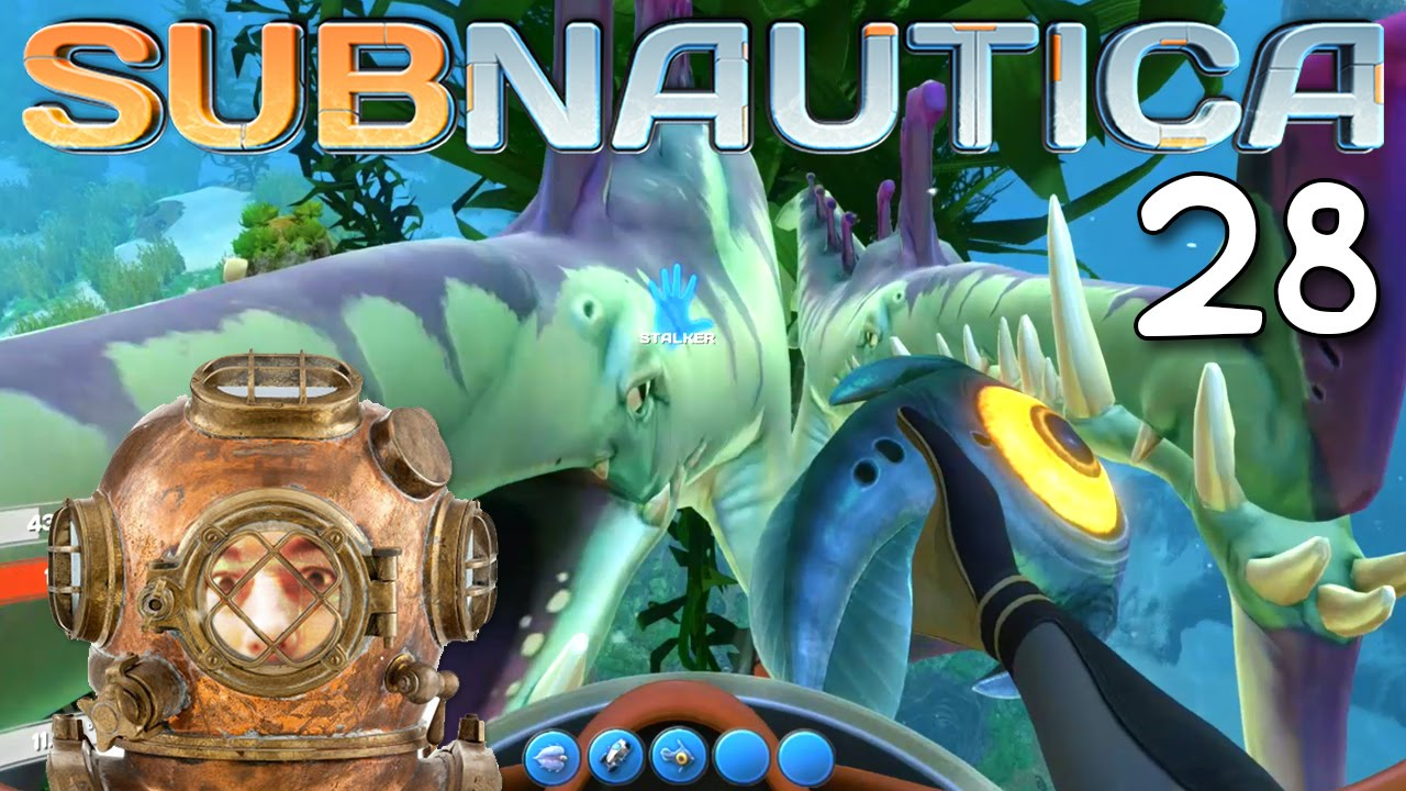 Subnautica Gameplay Ep 28 How To Tame Your Own Stalker Pets 1080p Pc Youtube I just wanna use a camera drone from my cyclops! subnautica gameplay ep 28 how to tame your own stalker pets 1080p pc