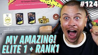 FIFA 20 MY AMAZING ELITE 1 FUT CHAMPIONS & RANK 1 DIVISION RIVALS REWARDS! INSANE WALKOUTS!