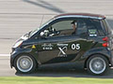 Evx Smart Car Competes For The X Prize Consumer Reports