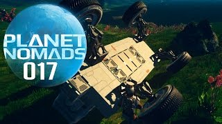 PLANET NOMADS [017] [Vor Update 0.5.4! Savegame Problem] Let's Play Gameplay Deutsch German thumbnail
